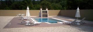 Dafnoudi House swimming pool