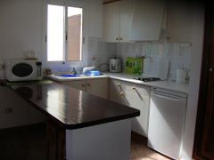 Don Luis kitchen