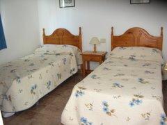 Don Luis bedroom