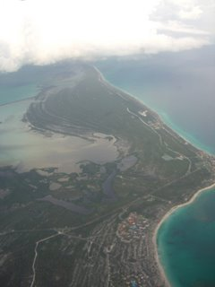 coming in to land at Havana