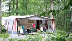 camping at Creuse Nature