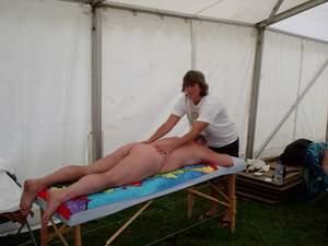 Jan massaging