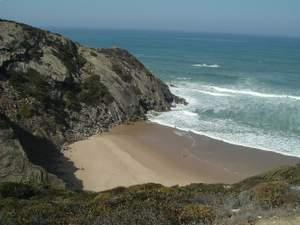 Adegas Beach, Alentejo