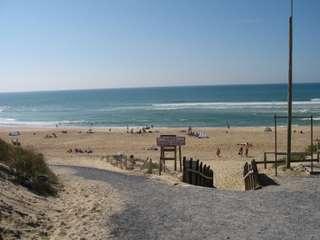 The beach ar Arna