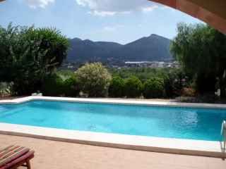 pool at Casa de Libertad