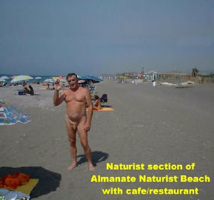 Nudist beaches west indies exact answer