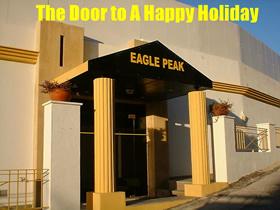 Eagle Peak entrance