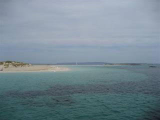 Island of Espalmador, Formentera