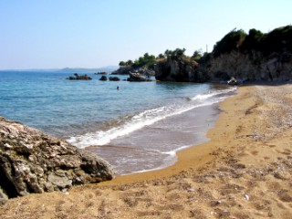 Local naturist beach