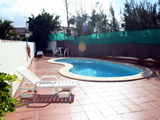 Swimming pool at Don Luis Apartments