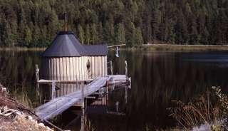 Kroktrask sauna