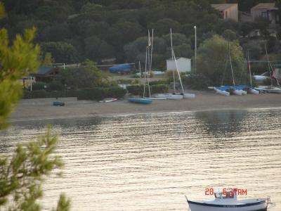 sailing beach
