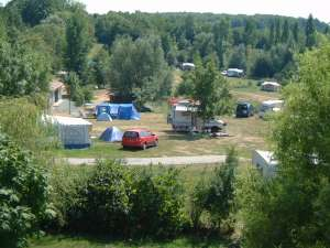 Camping at Le Colombier