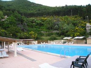 Le Romegas swimming pool