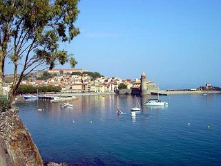 Nearby Collioure