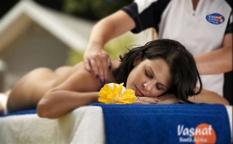 massage at Arnaoutchot