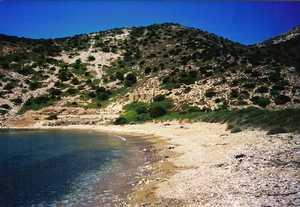 Monastiria beach