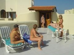 Infiniti sauna