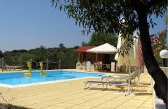 Pool at Figleaf  Villas