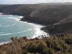 Porthzennor from Zennor Head