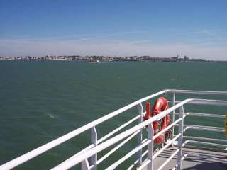 ferry off Royan