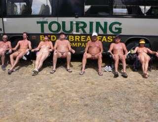 naturist touring