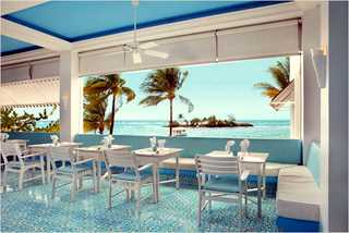 Virgin Holidays - Couples Tower Isle dining room