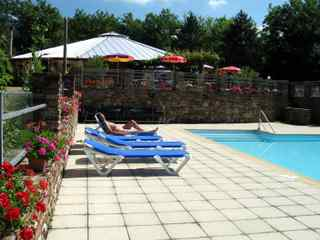 Creuse Nature pool