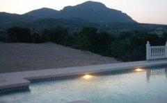 Naturist Health Retreat, La Monja, Spain