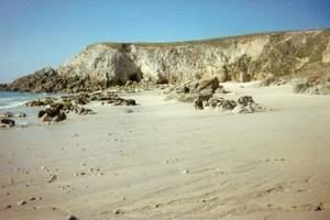 Trezien beach