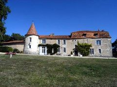 Chateau in Charente