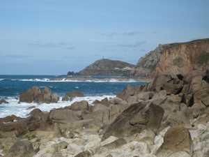 Cape Cornwall from Nanquidno