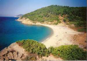 Skiathos - Agistros beach