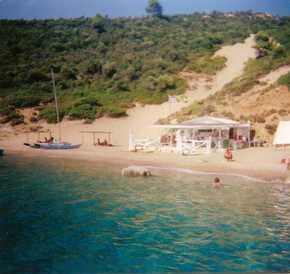 Tsougria Island off Skiathos