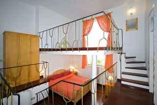 Bedroom at Villa Elephante Blanco