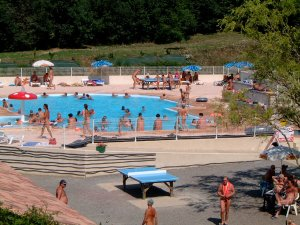 Pool at Le Colombier
