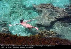 'Nude Beaches' Mediterranean