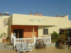 ladies on Infiniti terrace