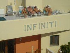 Infiniti terrace