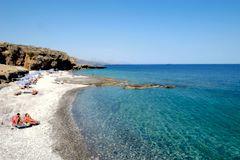 Beach at Vritomartis