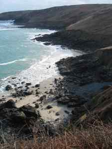 Porthzennor Cove