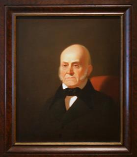 American President John Quincy Adams