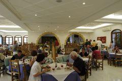 Vritomartis restaurant