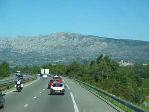 traffic in France