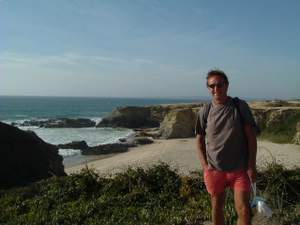 Rog above Praia do Salto