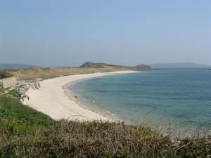 Tresco Island on the Scillies