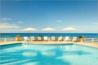 Virgin Holidays - Pool at Couples Sans Souci